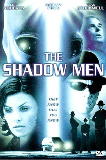 The Shadow Men Poster