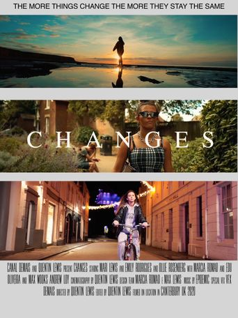 Changes Poster