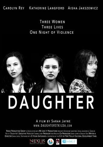 Daughter Poster