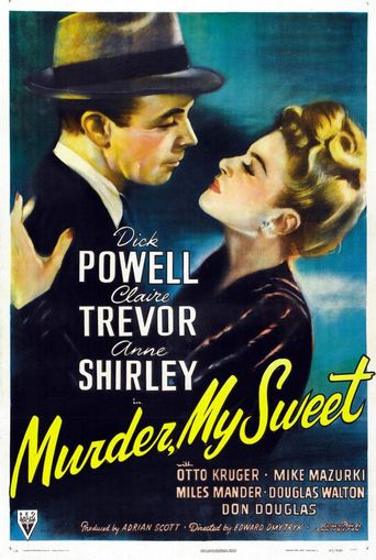 Watch Murder, My Sweet