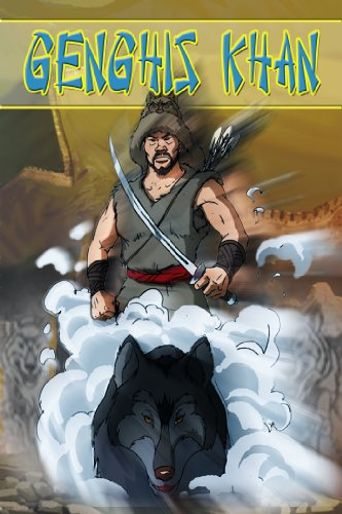 Genghis Khan: An Animated Classic Poster