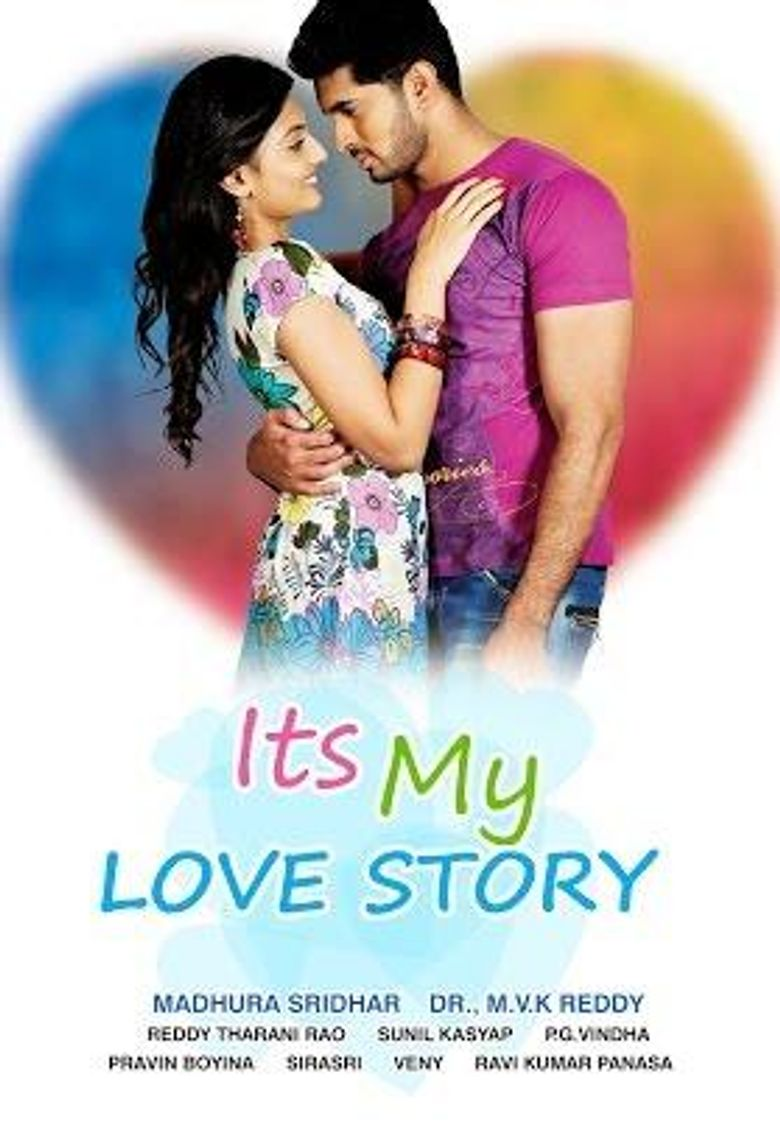 It's My Love Story Poster