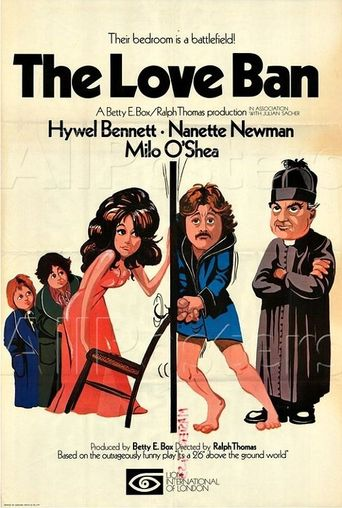The Love Ban Poster