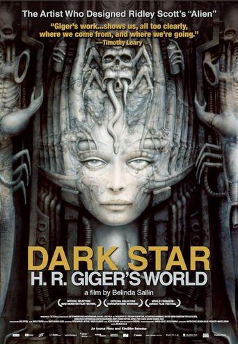 Dark Star: HR Giger's World Poster