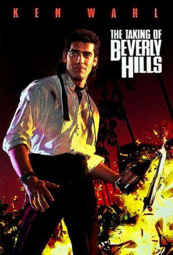 The Taking of Beverly Hills Poster