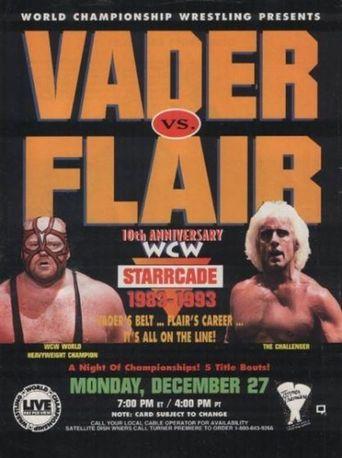 WCW Starrcade '93 Poster
