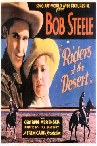 Riders of the Desert Poster