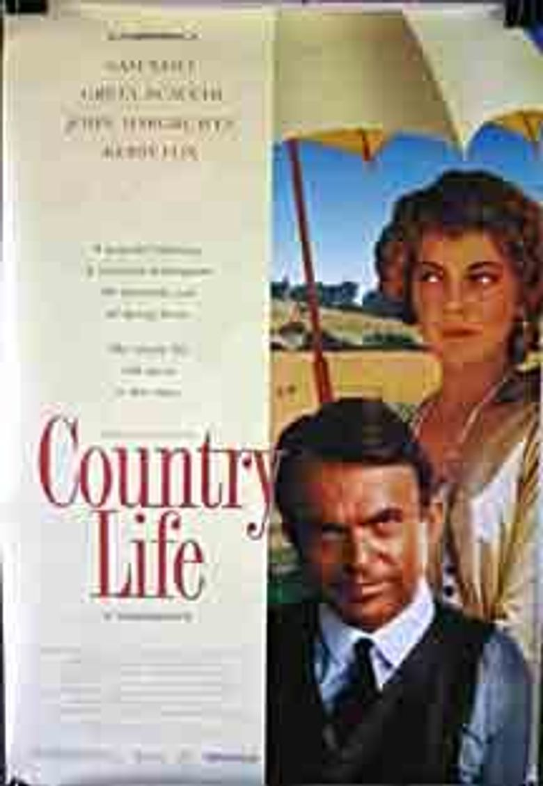 Country Life Poster