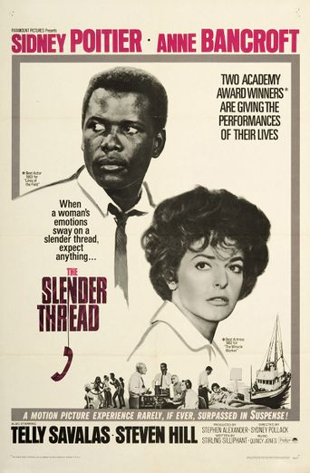 The Slender Thread Poster
