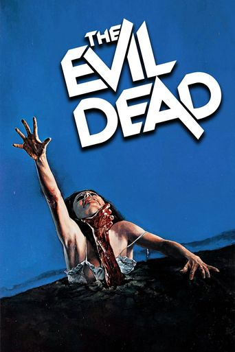 The Evil Dead Poster
