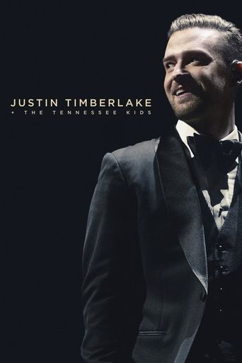 Justin Timberlake + The Tennessee Kids Poster