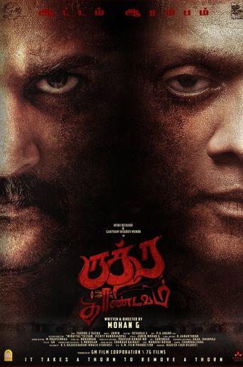 Rudra Thandavam Poster
