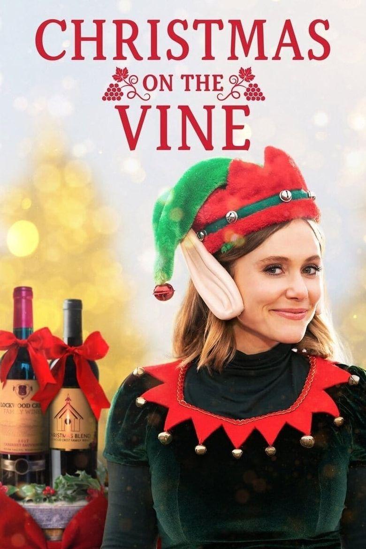 Christmas on the Vine Poster