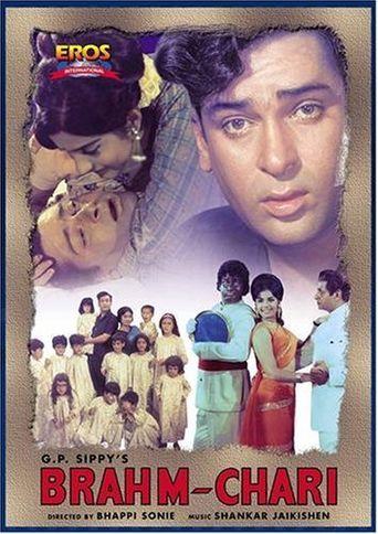 Brahmachari Poster