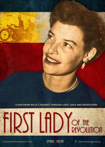 First Lady of the Revolution Poster