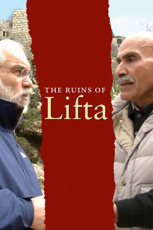 The Ruins of Lifta Poster