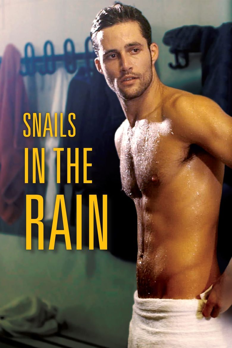 Snails in the Rain Poster