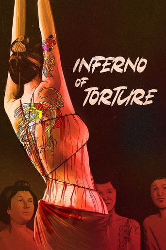 Inferno of Torture Poster