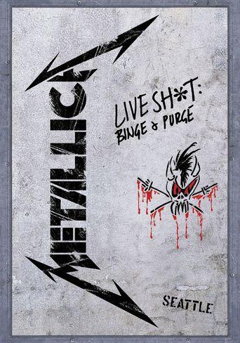 Metallica: Live Shit - Binge & Purge, Seattle 1989 Poster