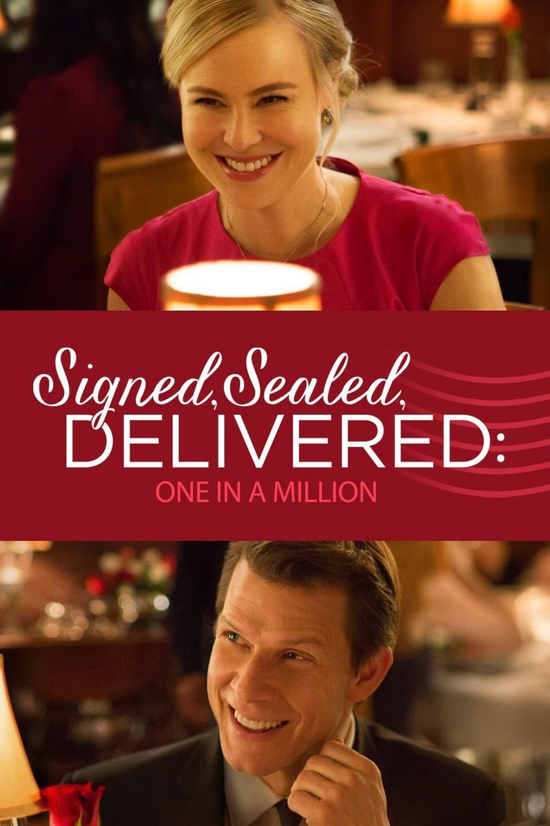 Signed, Sealed, Delivered: One in a Million Poster