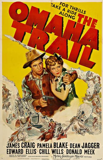The Omaha Trail Poster