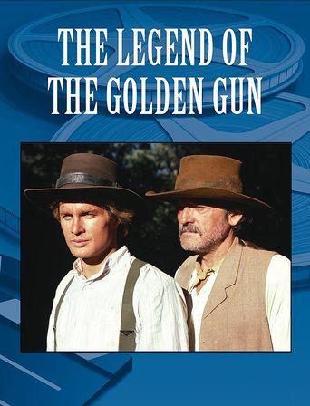 The Legend of the Golden Gun Poster