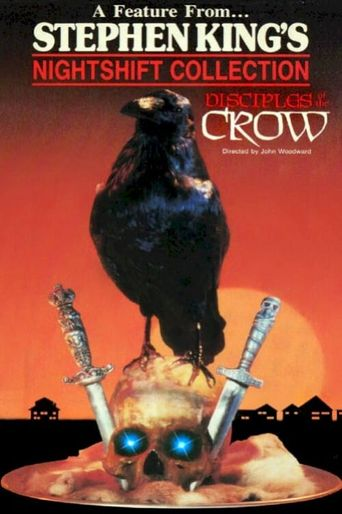 Disciples of the Crow Poster