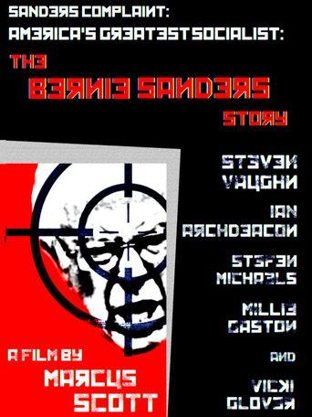Sanders Complaint: America's Greatest Socialist: The Bernie Sanders Story Poster