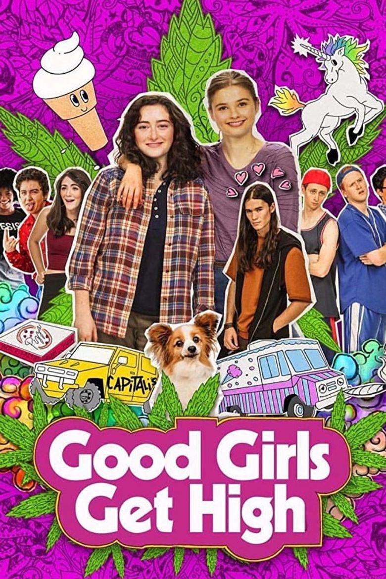 Good Girls Get High Poster
