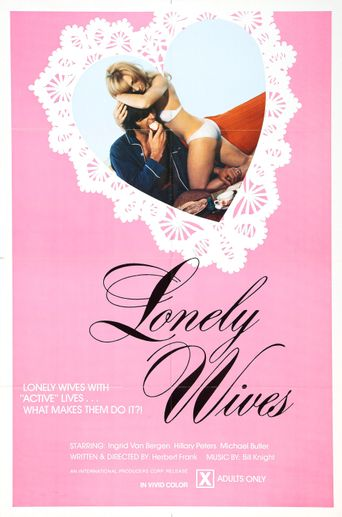Lonely Wives Poster
