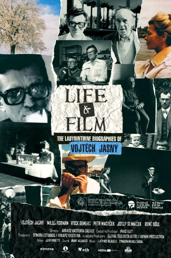 Life and Film: The Labyrinthine Biographies of Vojtech Jasny Poster