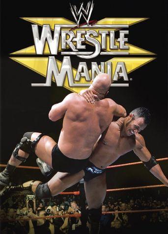 WWE WrestleMania XV Poster