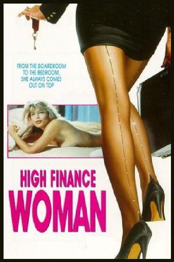High Finance Woman Poster