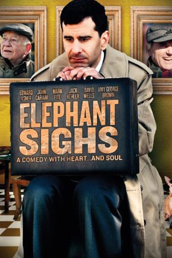 Elephant Sighs Poster