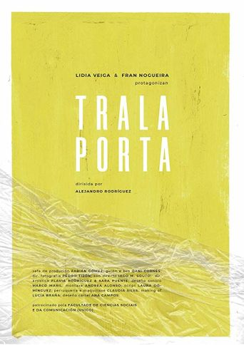 Trala Porta Poster
