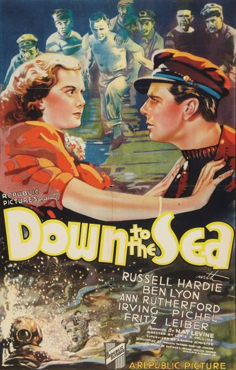 Down to the Sea Poster