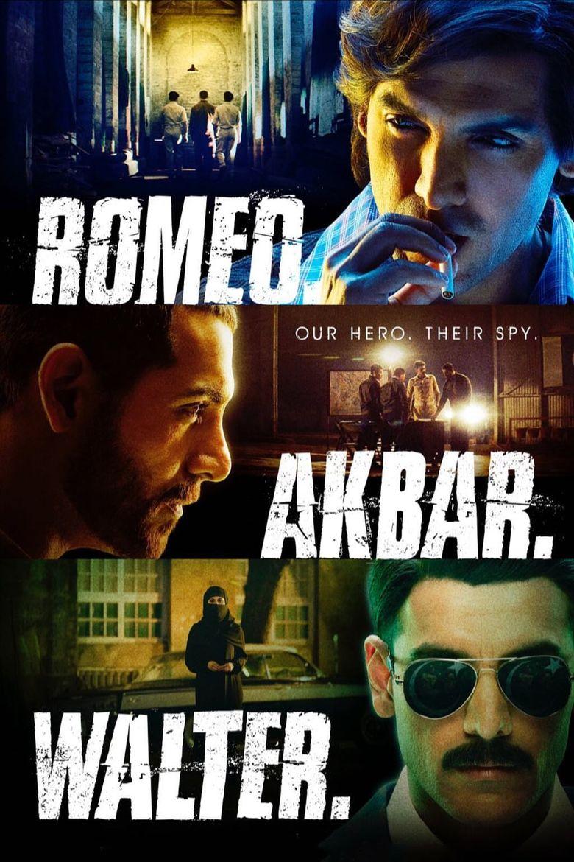 Romeo Akbar Walter Poster