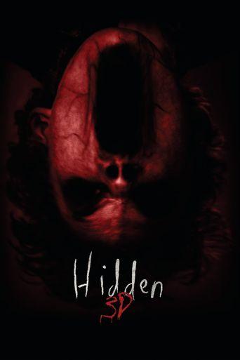Hidden 3D Poster