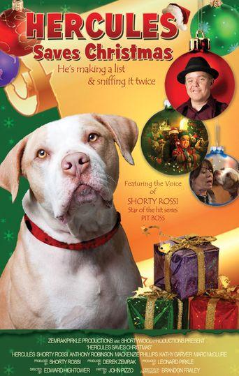 Hercules Saves Christmas Poster