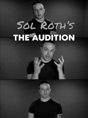 Sol Roth's the Audition Poster