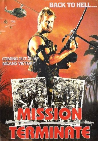 Mission Terminate Poster