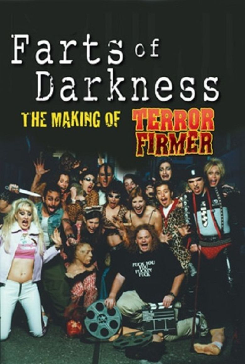 Farts of Darkness: The Making of 'Terror Firmer' Poster