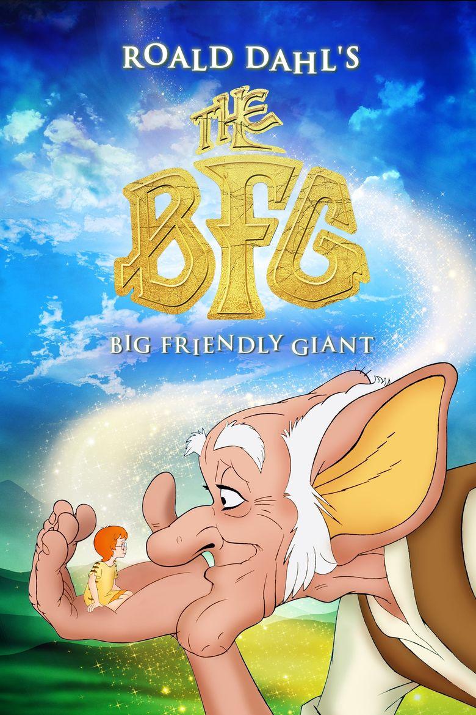 The BFG Poster