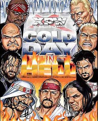 XPW Cold Day in Hell Poster