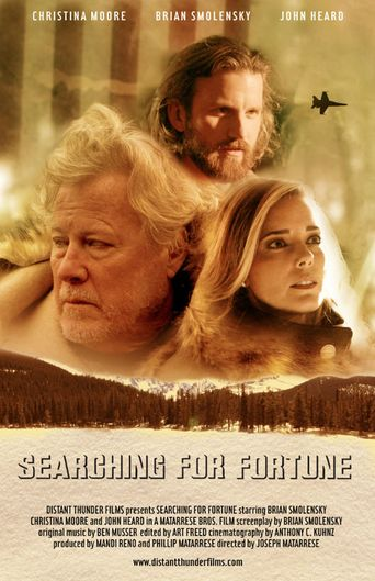 Searching for Fortune Poster