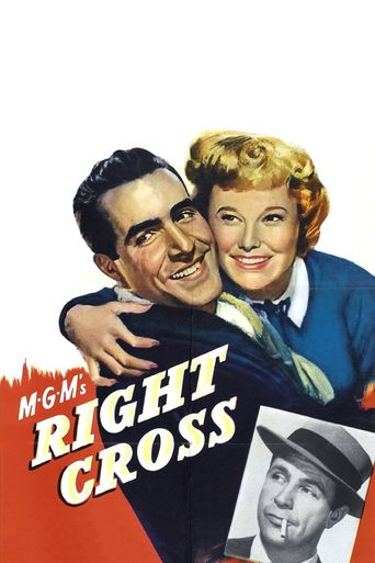 Right Cross Poster