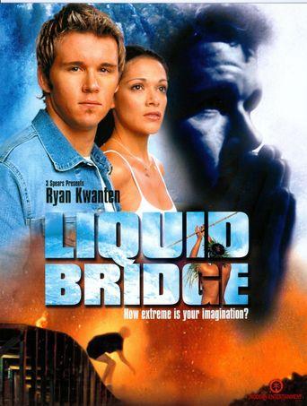 Liquid Bridge Poster