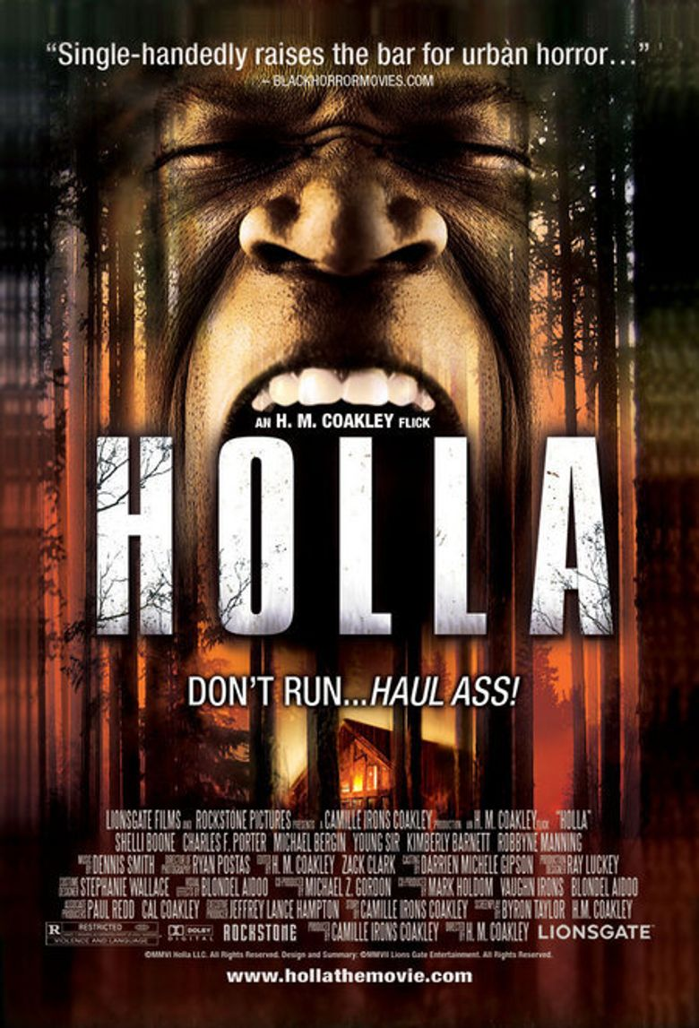Holla Poster