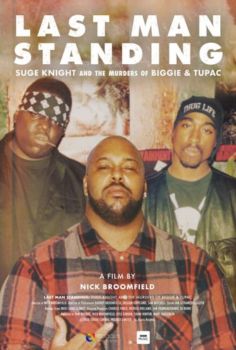 Last Man Standing: Suge Knight and the Murders of Biggie & Tupac Poster