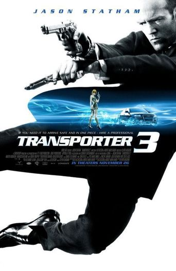 Watch Transporter 3